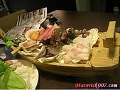 各式鍋物:旭屋-海鮮船