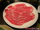 各式鍋物:旭屋-霜降牛肉