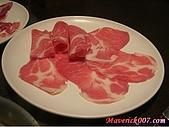 各式鍋物:旭屋-豬肉