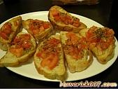 私家小聚:C家小聚-Tomato Bruschetta