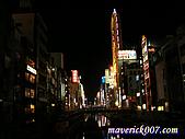 2005京阪神:大阪-道頓堀川夜景