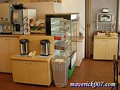2005京阪神:大阪-Greens Hotel早餐區