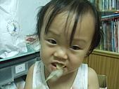 網誌用的圖片:女兒很賞臉
