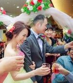 麻豆 新松子日本料理餐廳   薰慧新娘迎娶造型  :51.jpg