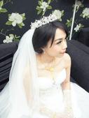 ++  舒瑋新娘  ....迎娶造型  ++: