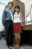 樂活主義:2007.4.15 準備去彰化參加毛毛大學同學小胖的婚禮