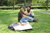 樂活主義:2007.4.29 難得的週末跑來『國父紀念館』野餐