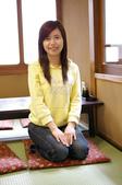 桜の雨 首部曲:2008.4.03 學日本女生跪坐