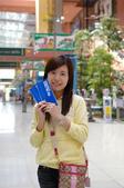 桜の雨 首部曲:2008.4.03 在台灣就先買好的『JR PASS』兌換券
