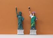 幸福胖 ^O^:2006.7.02 Mr. 馬丁特製自由女神像
