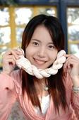 樂活主義:2007.10.21 新圍巾很像麻花捲