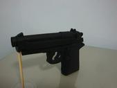 貝瑞塔M9 (紙模型):貝瑞塔M9(1).JPG