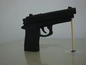 貝瑞塔M9 (紙模型):貝瑞塔M9(7).JPG