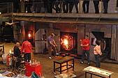 2008-02 Tacoma 玻璃博物館:現場表演燒玻璃!
