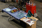 2008-02 Tacoma 玻璃博物館:現場的展示品