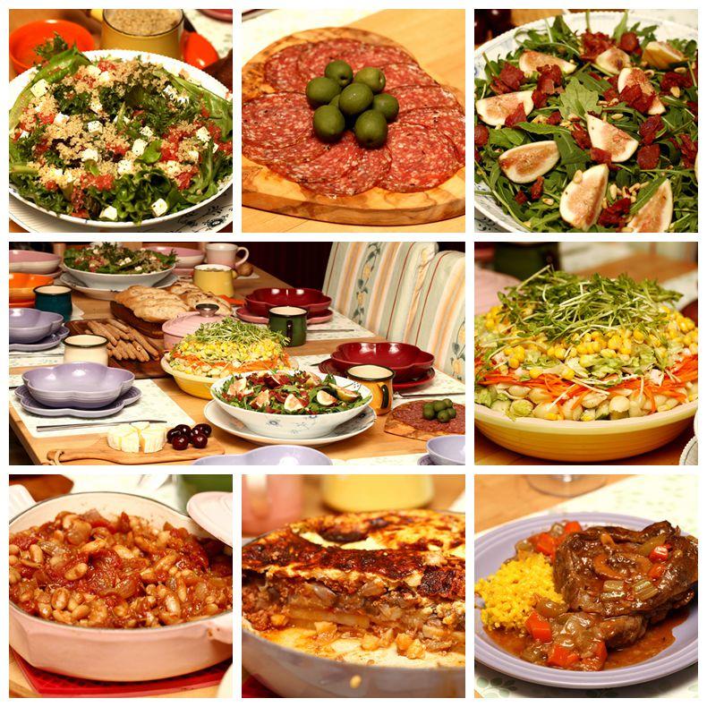 偶爾吃吃西式料理增加生活情趣: