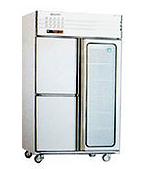 不銹鋼直立式冷凍冷藏庫:4尺凍藏凍庫