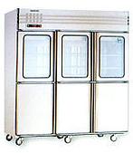 不銹鋼直立式冷凍冷藏庫:6尺凍藏庫