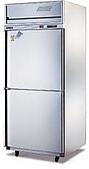 不銹鋼直立式冷凍冷藏庫:2.5尺凍藏庫
