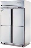 不銹鋼直立式冷凍冷藏庫:4尺凍藏庫