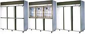 不銹鋼直立式冷凍冷藏庫:6門凍藏庫