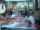 小Aping的傳統結婚儀式-分豬肉:P1040025.JPG