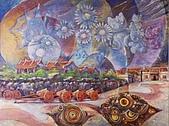 鄭美珠2001-05年油畫:躲貓貓童心夢oil50.jpg