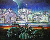 鄭美珠2001-05年油畫:世代記憶的延續oil54.jpg