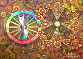 鄭美珠2001-05年油畫:在地認同意識oil55.JPG