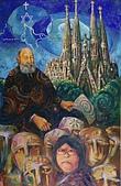 鄭美珠2001-05年油畫:靈魂的認知-巴塞隆納oil40.jpg