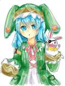 2013年咖啡小真的繪畫:四糸乃.PNG