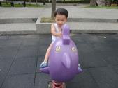 Q寶貝.軒寶貝到外婆家度假:101716帶寶貝嫩到公園走走 (5).JPG