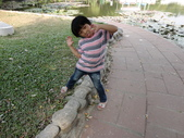 Q寶貝.軒寶貝搞笑篇:1001029Q寶貝再台南公園搞笑照 (6).JPG