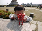 Q寶貝.軒寶貝出遊篇:201241帶Q嫩寶貝到台南林默娘公園走走 (1).JPG