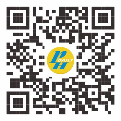 每日照片:澎湖日報 QR Code
