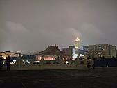 台北榮總實習二月份:夜色