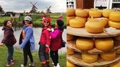 【2017。荷蘭】超級貴婦團之阿姆,桑斯安斯Zaanse Schans,北海漁村沃倫丹:風車村Zaanse Schans