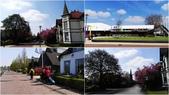 【2017。荷蘭】超極貴婦團之 庫肯霍夫花園Keukenhof 。羊角村:羊角村 Steenwijk 接公車70號