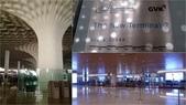 【2016 獨闖印度】吉隆坡Klia2機場。海德拉巴,孟買機場。:贾特拉帕蒂·希瓦吉國際機場  Terminal 2