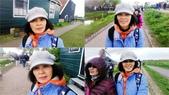 【2017。荷蘭】超級貴婦團之阿姆,桑斯安斯Zaanse Schans,北海漁村沃倫丹:風車村贊丹Zaanse Schans