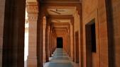 【2016。勇闖印度】白城烏代浦爾。Ranakpur千柱廟,藍城久德浦:久德浦,Umaid Bhawan Palace