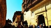 【2016。勇闖印度】白城烏代浦爾。Ranakpur千柱廟,藍城久德浦:久德浦Jodhpur Mehrangarh Fort