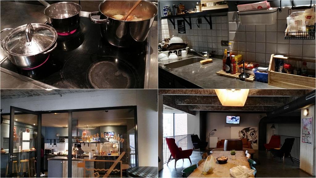 布魯塞爾MEININGER Hotel - 【2017。比利時】超級貴婦團之布魯塞爾Brussel,布魯日Brugges