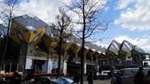 【2017 。荷蘭】超極貴婦團 曼谷,鹿特丹,海牙,台夫特,烏得勒支:鹿特丹Rotterdam Cube House(立方體屋)