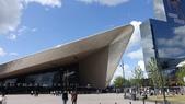 【2017 。荷蘭】超極貴婦團 曼谷,鹿特丹,海牙,台夫特,烏得勒支:鹿特丹Rotterdam火車站