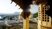 【2016。勇闖印度】白城烏代浦爾。Ranakpur千柱廟,藍城久德浦:烏代浦爾 - Badi Mahal