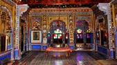 【2016。勇闖印度】白城烏代浦爾。Ranakpur千柱廟,藍城久德浦:久德浦鏡宮