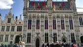 【2017。比利時】超級貴婦團之布魯塞爾Brussel,布魯日Brugges:布魯日Brugges 市政廳