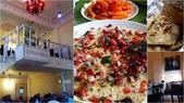 【2016。勇闖印度】印度女人。沙麗Sari。印式食物:捷浦孔雀園餐廳午餐