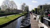 【2017。荷蘭】超極貴婦團之 庫肯霍夫花園Keukenhof 。羊角村:羊角村-Giethoorn